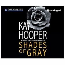 SHADES OF GRAY unabridged audio book on CD by KAY HOOPER - Brand New! Fast Ship!