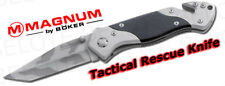 Boker Magnum Tactical Rescue Knife CAMO Folder 1RY997