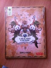 evado mancoliste figurine IL GIRO DEL MONDO IN 180 FIGURINE € 0,15 COOP WWF
