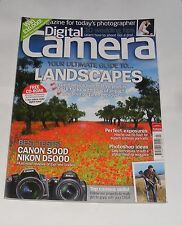 DIGITAL CAMERA JULY 2009 ISSUE 87 - YOUR ULTIMATE GUIDE TO LANDSCAPES