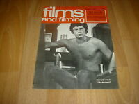 FILMS & FILMING Movie Magazine -  Renaud Verley  L'ETE des AMOURS cover Jan 77