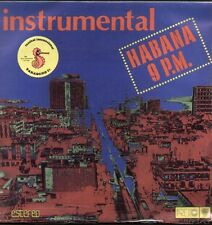 HILARIO DURAN - Instrumental Habana 9 p.m. - LP CUBA AREITO SEALED
