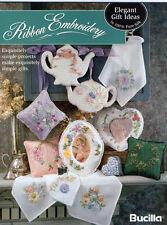 Silk Ribbon Embroidery Book Elegant Gift Ideas~Ribbon Embroidery***