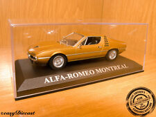 ALFA ROMEO MONTREAL METALLIC BROWN 1:43 MINT!!!