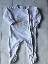 Unisex Baby Clothes 0-3 Months - Disney's Winnie The Poo Sleepsuit/Babygro 🌈