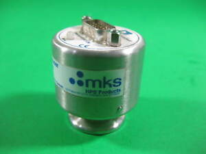 MKS Deadlock Transducer 901P-11040 and Centering Ring -- Used --
