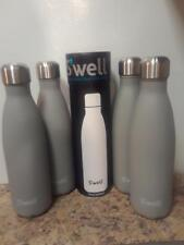 Swell Insulated Stainless Steel Water Bottle ,17 oz  SMOKEY QUARTZ LOT OF 4