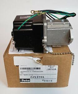 Parker CJ13701 Solenoid Valve 120 volt 150 PSI 13.8 Watts