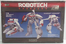 ROBOTECH : NEBO ROBOTECH CHANGERS MODEL KIT MADE BY REVELL IN 1984 (BY)