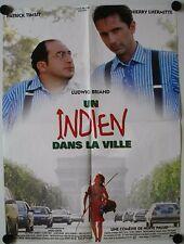 Affiche Cinéma INDIEN DANS LA VILLE 1996 PALUD Thimsit Lhermitte - 60x80