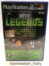 TAITO LEGENDS (BUBBLE BOBBLE) - SONY PS2 PLAYSTATION 2 - NEW SEALED PAL VERSION