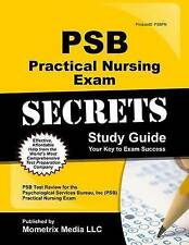 PSB Practical Nursing Exam Secrets Study Guide: PSB Test Review for the Psycholo