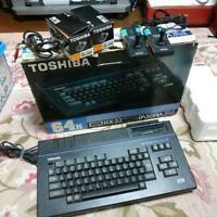 Toshiba Home Computer Msx Hx-32 _73622