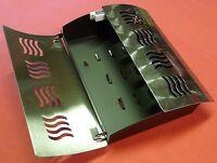 Schlüßelkasten Schlüßelbox aus EDELSTAHL mit Magnetverschluß               98063
