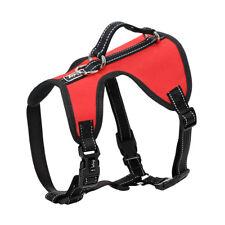 Medium Large Dog Harness No Pull Reflective Adjustable Quick Fit Vest Labrador