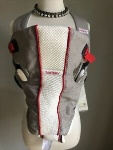 Babybjorn Baby carrier GUC White And Gray