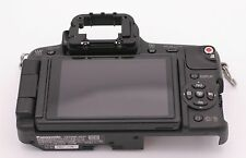 Panasonic Lumix DMC-GH1 GH1GK Rear Back Cover With LCD Replacement Repair Part