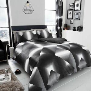 3D Triangle Duvet Set 3 PCs Duvet/Quilt cover Set Bed Set Bedding Pillow Cases