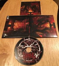 Denial - Catacombs Of The Grotesque CD 1st Oz press incantation demilich disma