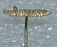 Arrow Air Miami airlines vintage stick pin badge very rare