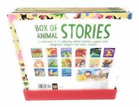 My Big Box of Animals Stories Collection 15 Books Box Set Children's Bedtime Fun