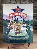 1985 MLB All Star Game Official Program - Minnesota Twins Metrodome