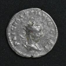Valerian II, 256-258 AD, BI Antoninianus, Viminacium, Pietas, RIC 19, Goebl 864b