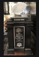 💎 Danbury Mint 2006 BCS CHAMPION FLORIDA GATORS COACHES TROPHY BNIB w/ COA 🐊