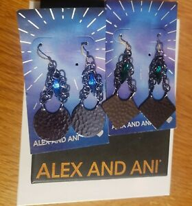 Alex and Ani Earrings 2 Sets NWT