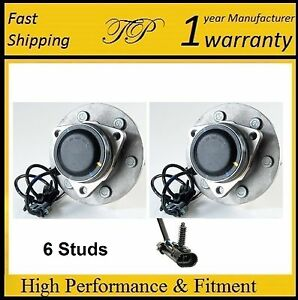 Front Wheel Hub Bearing Assembly for Chevrolet Express Van 1500 (2WD) 03-06 PAIR