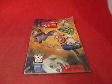 Earthworm Jim 2 Super Nintendo SNES Instruction Manual Booklet ONLY