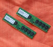 4GB (2+2Gb) Memoria DDR2-667 CL6 DIMM PC2-5300 -  swissbit MEU25664D6BC2EP-30R