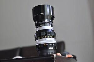 Nikon Nikkor-P 105mm f/2.5 NON-AI  lens Nippon Kogaku  Nikon F
