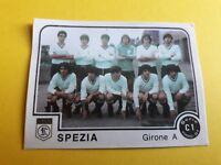 SPEZIA SQUADRA TEAM FIGURINA ALBUM CALCIATORI PANINI 1980/81 n°418 rec