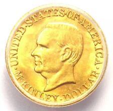 1917 McKinley Commemorative Gold Dollar Coin G$1 - ICG MS63 (UNC) - $594 Value!