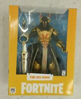 """EPIC GAMES Fortnite THE ICE KING 11"""" Deluxe Figure McFARLANE TOYS NEW"""