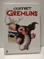 Gremlins l'integral - Coffret de 2 films DVD - Neuf sous blister / New & selead