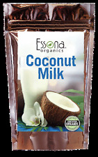 Organic Coconut Milk Powder 100 % Pure - New Larger size - 240 grams.