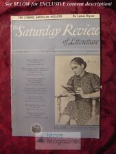 Saturday Review September 26 1942 ANNA SEGHERS LYMAN BRYSON
