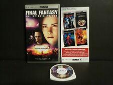 Final Fantasy: The Spirits Within (UMD-Movie, 2005)