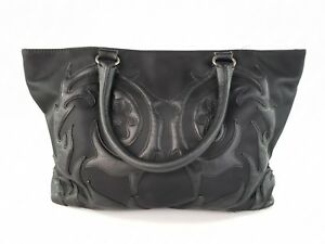 Christian Lacroix Black Bag Tote