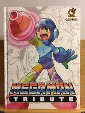 Mega Man Tribute (2015, Hardcover) art book by Udon Entertainment NEW