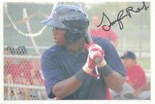 Jeremias Pineda Signed autographed 4x6 glossy photo Twins Minor League