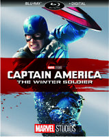Captain America: The Winter Soldier [New Blu-ray] Ac-3/Dolby Digital, Dolby, D