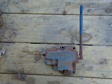 New Listingford Tractor 801 841 861 641 Top Cover Hydraulic Valve Cylinder Cont One Lever
