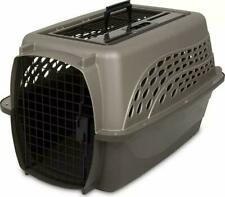 Kennel Pet Crate Dog Cat Small Travel Carrier Airline Approved Safe Secure New