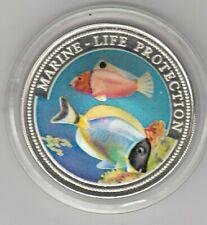 5 Dollar 1997 Farbmünze- Liberia