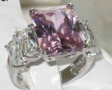 Unbranded Cubic Zirconia Cocktail Stone Costume Rings