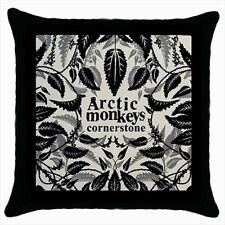 Arctic Monkeys Cornerstone Rock Band Logo #J01 Throw Pillow Cushion Case