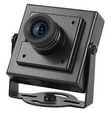 Sony 520TLV / 0.001Lux CCD Color Miniature Box Camera with Audio